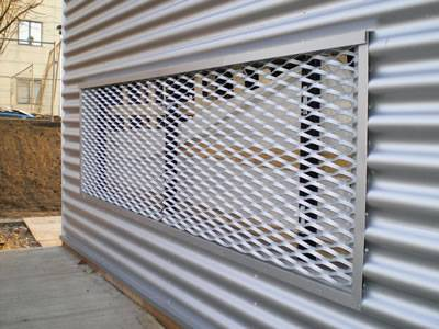 Aluminum Expanded Metal - Lightweight and Durable