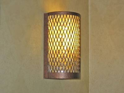 Decorative Expanded Metal Mesh for Wall Cladding
