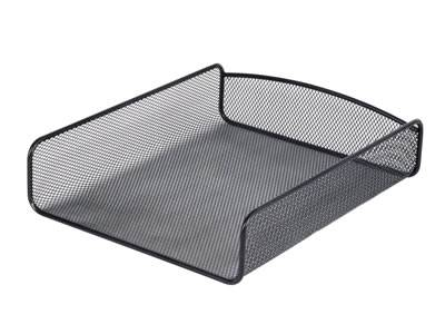 A single tray desk organizer on the white background.